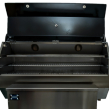 barbecue pellet grill