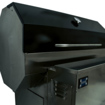Barbecue grill smoker pellet & wood bbq you